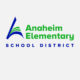 Anaheim Elementary School District Logo