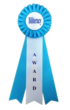 Biliteracy Award Ribbon