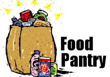 Food Pantry this Thursday